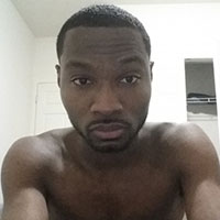 black gay actif passif plan régulier
